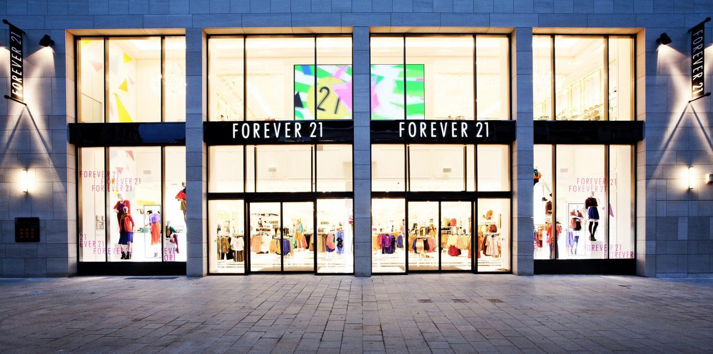 Forever 21 přichází na Slovensko a my jsme u toho
