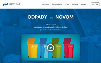 Launch nové OZV RECobal