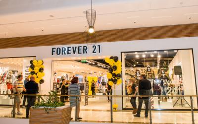 Forever 21 – launch značky